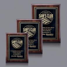 Customizable Plaque Awards - Farnsworth/Contempo