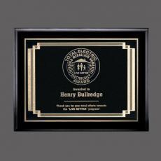Customizable Plaque Awards - Farnsworth/Marquis