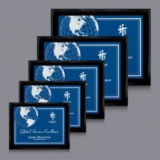 Customizable Plaque Awards - Farnsworth/Gemini Plaque
