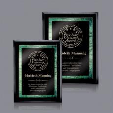 Customizable Plaque Awards - Farnsworth/Caprice Plaque