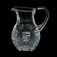 Barware - Medallion 40oz Water Pitcher