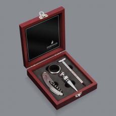 Wine Accessories - Rosabella 4pc Wine Accessory Set