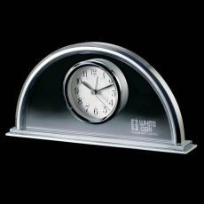 Metal Awards - Cartier Clock - Chrome