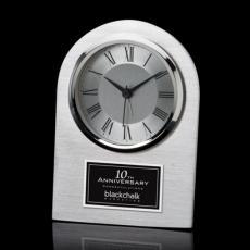 Metal Awards - Maresol Clock - Aluminum