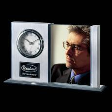 Metal Awards - Dodsworth Frame Clock - Aluminum