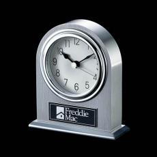 "Metal Awards - Dodsworth Arch Clock - Aluminum 3"""