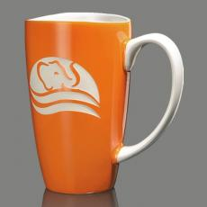 Mugs - Paddington Mug - Orange