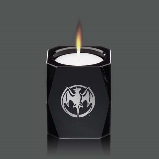 Abbey Candleholder - Black