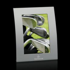 Picture Frames - Newcastle Curved Frame - Aluminum
