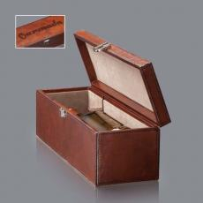 Wine - Faustini Wine Box - Genuine Leather