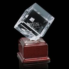 Custom-Engraved Crystal Awards - Carlton on Radison