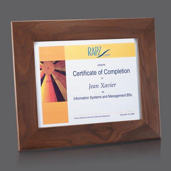 Brussels Certificate Holder