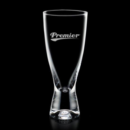 Bastien Beer Glass - Crystalline