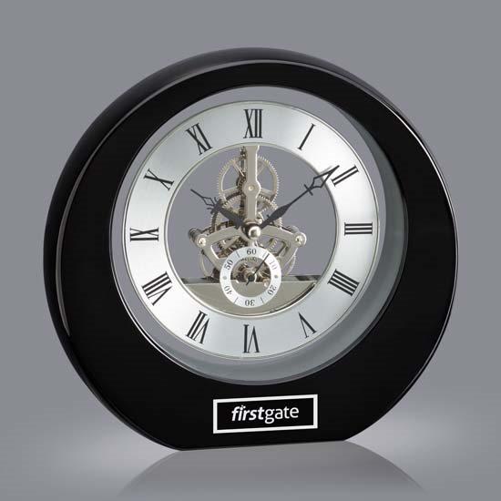 Catarina Clock - Black