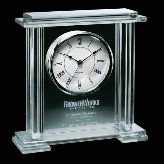 Chatsworth Mantle Clock -