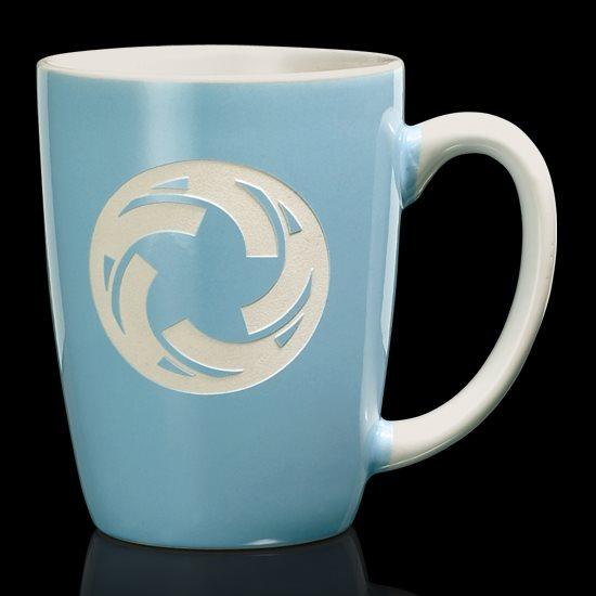 Camelot Mug - Powder Blue