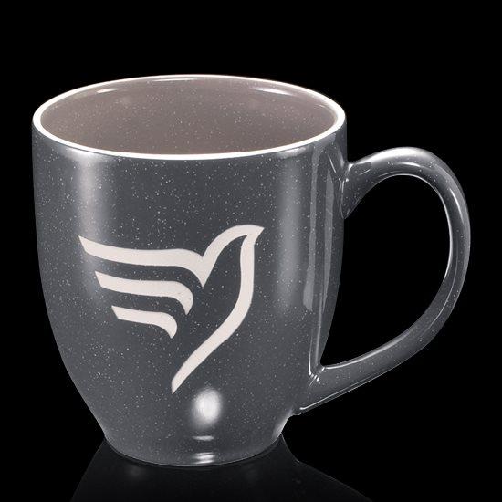 Bistro 3-Tone Mug - Slate