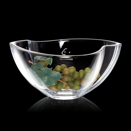 Ainsley Bowl - Crystalline
