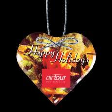 """Ornaments - VividPrintOrnament - Heart 3"""""""
