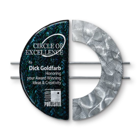Circumference Plaque