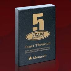 Custom Corporate Acrylic Awards - Maribel 5 Years