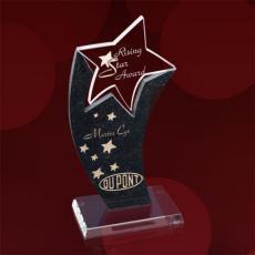 Custom Corporate Acrylic Awards - Nova Star