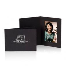 Picture Frames - Roxbury Single Folder - Vertical Black