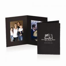 Picture Frames - Perkins Double Folder - Vertical Black