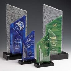 Art Glass Awards & Trophies - Sail Award