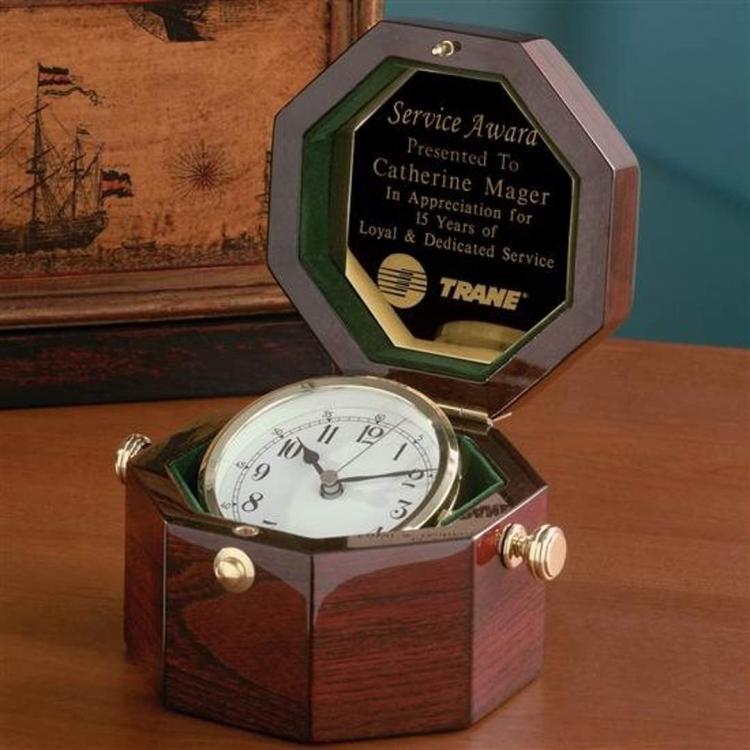 Octagon Clock
