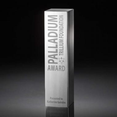 Monument Award - Solid Aluminum