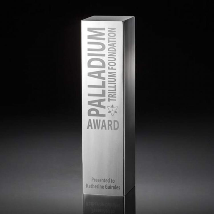 Monument Award - Solid Aluminum