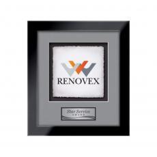 Framed Awards & Plaques - Eldridge -  Gloss Black