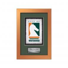 Framed Awards & Plaques - Eldridge -  Bronze