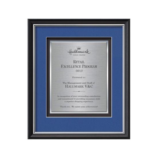 Baron Certificate TexEtch Vert - Black/Silver