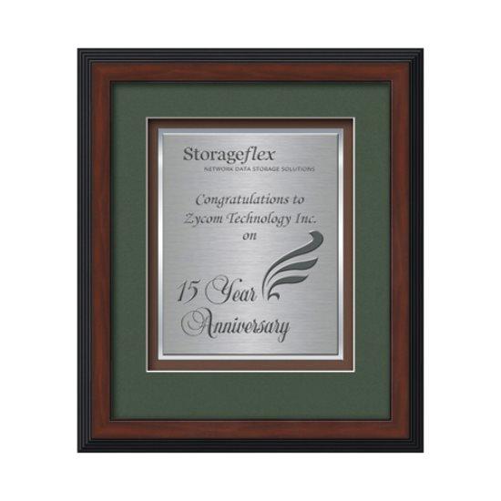 Jasper Certificate TexEtch Vert - Dark Walnut