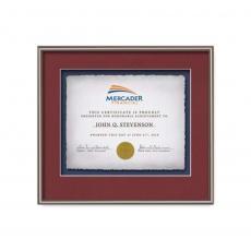 Framed Awards & Plaques - Fenestra -  Bronze