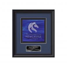 Framed Awards & Plaques - Raven -  Black