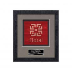Framed Awards & Plaques - Primrose -  Carbon Fiber