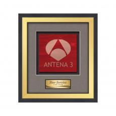 Framed Awards & Plaques - Jasper -  Gold