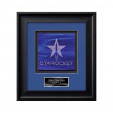Customizable Plaque Awards - Yorktech -  Black