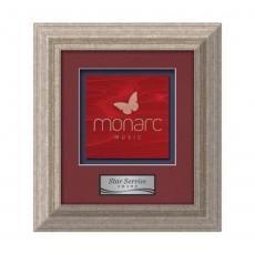 Framed Awards & Plaques - Terrene -  Antique Silver
