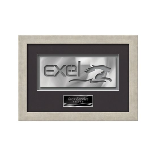 Eldridge Aquashape™ Wide - Antique Silver