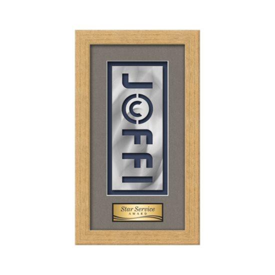 Eldridge Aquashape™ Tall - Antique Gold