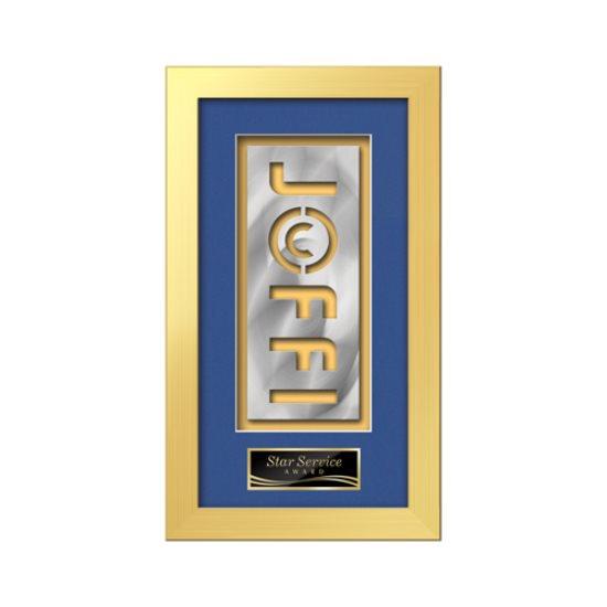 Eldridge Aquashape™ Tall - Gold