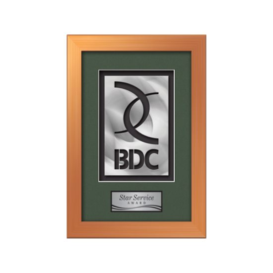 Eldridge Aquashape™ Vert - Bronze