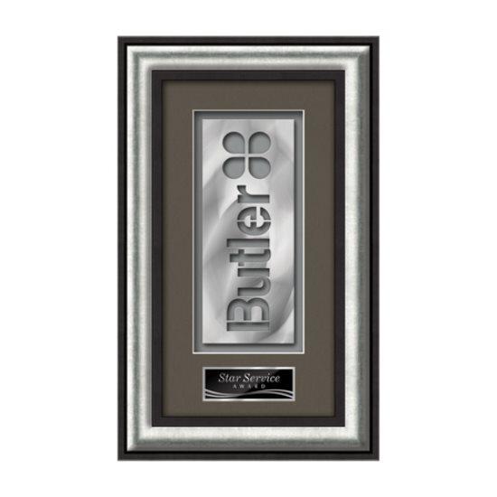 Grazia Aquashape™ Tall - Black/Silver
