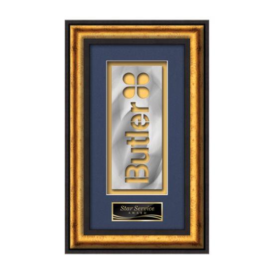 Grazia Aquashape™ Tall - Black/Gold