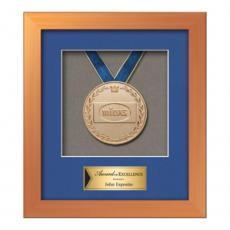 Framed Awards & Plaques - Eldridge Square - Bronze