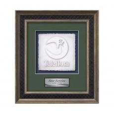 Framed Awards & Plaques - Tuscan -  Rustic/Charcoal